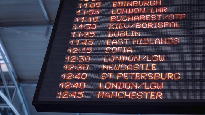 Condé Nast Traveler Navigator Panel